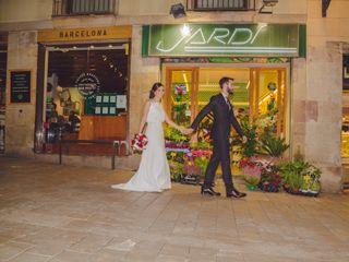 La boda de Marina y Víctor