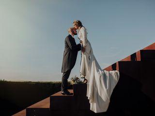 La boda de Mariajo y Fran