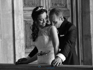 La boda de Lidya y Manuel