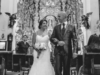 La boda de Pili y David