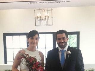 La boda de Irene  y Ivan  1