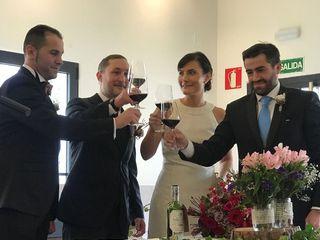 La boda de Irene  y Ivan