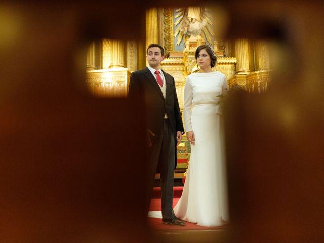 La boda de Adam y Blanca en Zaragoza, Zaragoza 1