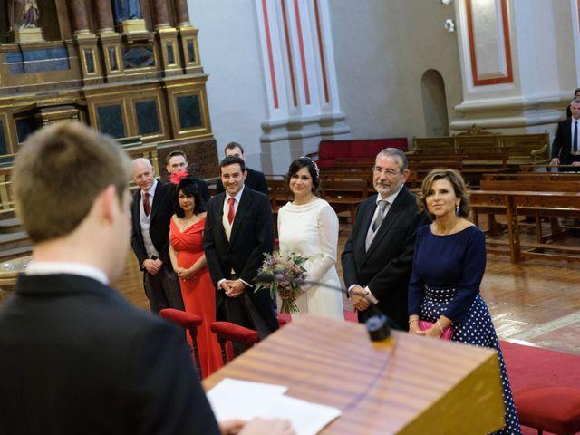 La boda de Adam y Blanca en Zaragoza, Zaragoza 2