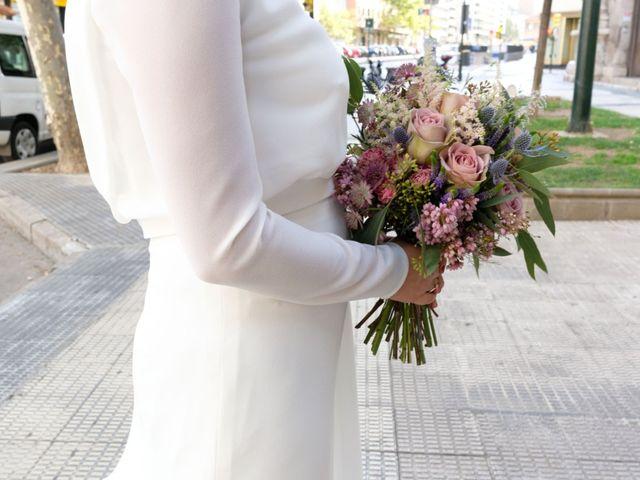 La boda de Adam y Blanca en Zaragoza, Zaragoza 6