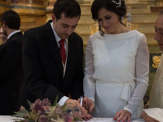 La boda de Blanca y Adam