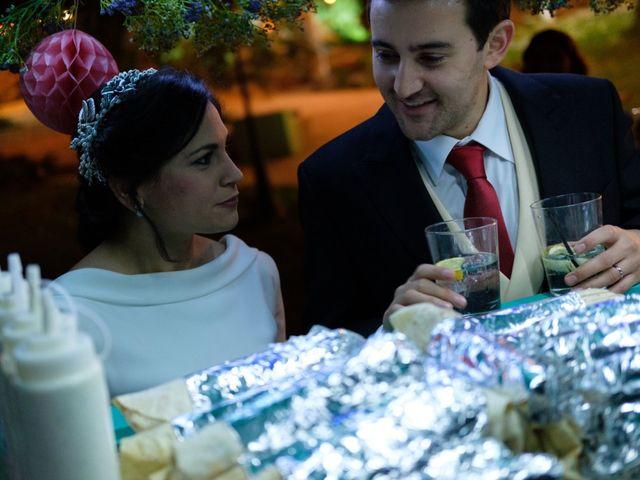La boda de Adam y Blanca en Zaragoza, Zaragoza 43