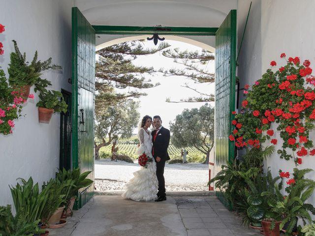La boda de Pedro y Tamara en Sanlucar De Barrameda, Cádiz 2