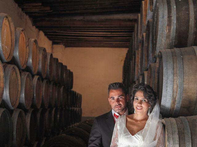 La boda de Pedro y Tamara en Sanlucar De Barrameda, Cádiz 1