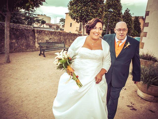 La boda de Juanma y Julia en Sant Antoni De Calonge, Girona 15