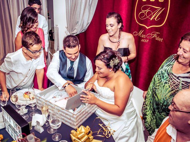 La boda de Juanma y Julia en Sant Antoni De Calonge, Girona 29