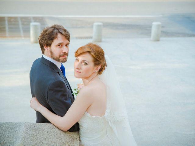 La boda de Graciela y Jorge