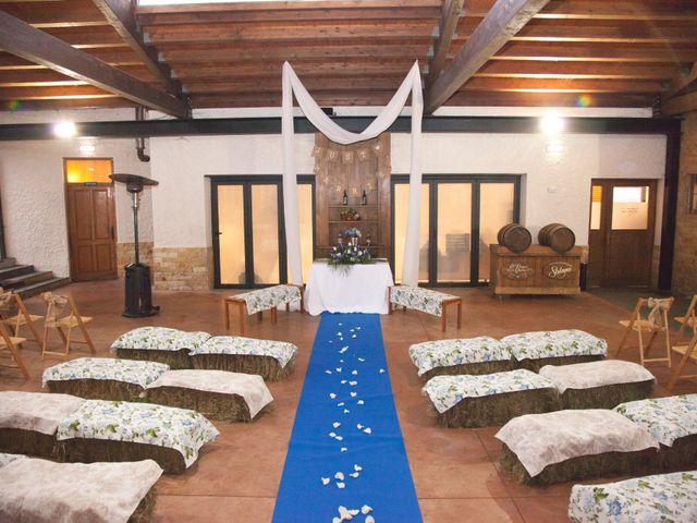 La boda de Andrés y Clara en Tiñana, Asturias 1