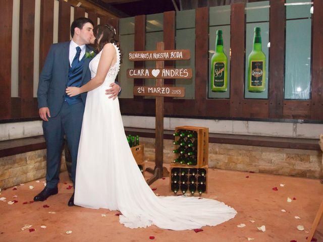 La boda de Andrés y Clara en Tiñana, Asturias 19