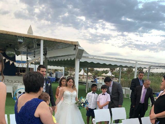 La boda de Diego y Yessica en Zaragoza, Zaragoza 1