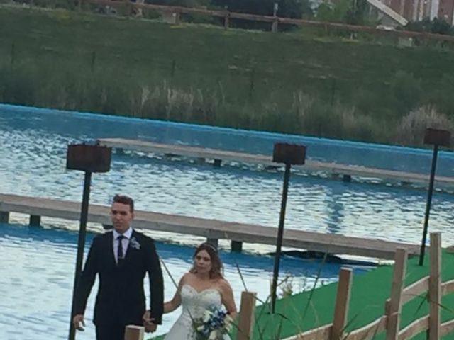 La boda de Diego y Yessica en Zaragoza, Zaragoza 12