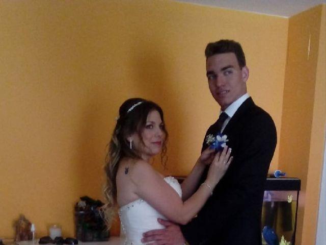 La boda de Diego y Yessica en Zaragoza, Zaragoza 15