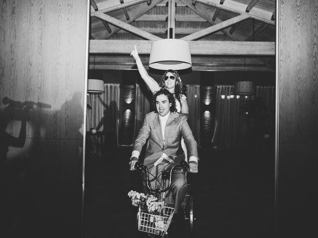 La boda de Raúl y Olaia en Bigues, Barcelona 5