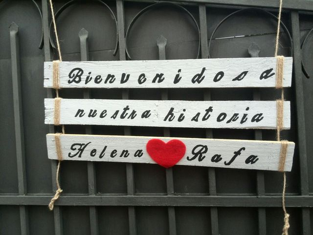 La boda de Rafa y Helena en Uceda, Guadalajara 1