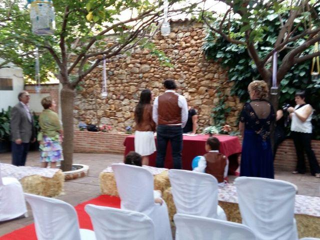 La boda de Rafa y Helena en Uceda, Guadalajara 2