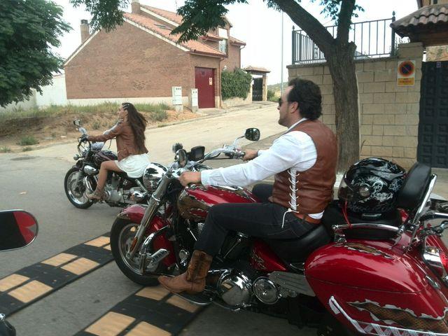 La boda de Rafa y Helena en Uceda, Guadalajara 4