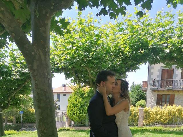 La boda de Javier  y Sarai en Pueblo Artica, Navarra 6