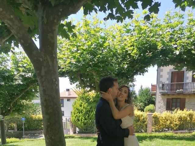 La boda de Javier  y Sarai en Pueblo Artica, Navarra 9