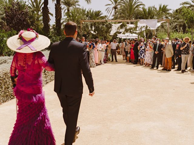 La boda de Francis y María en Elx/elche, Alicante 33