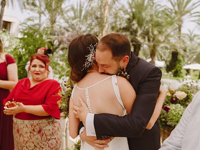 La boda de Francis y María en Elx/elche, Alicante 38