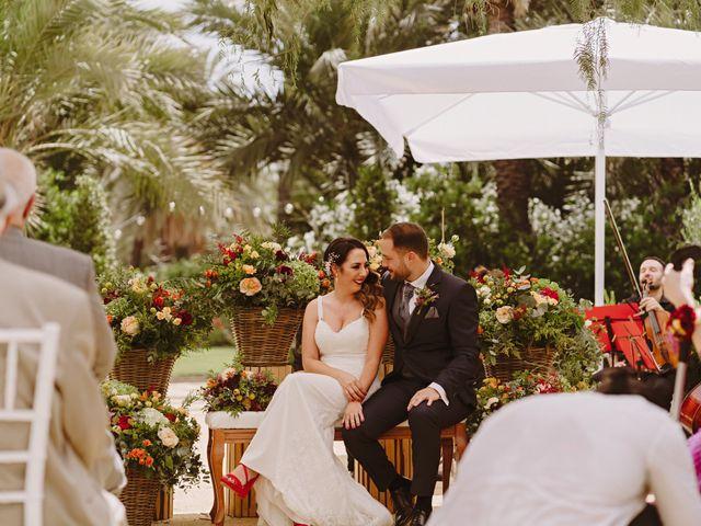 La boda de Francis y María en Elx/elche, Alicante 39