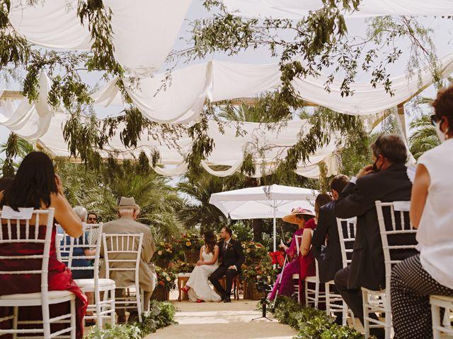 La boda de Francis y María en Elx/elche, Alicante 40