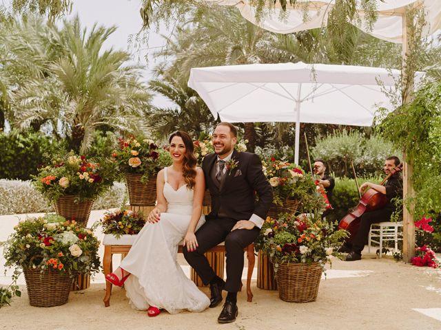 La boda de Francis y María en Elx/elche, Alicante 41
