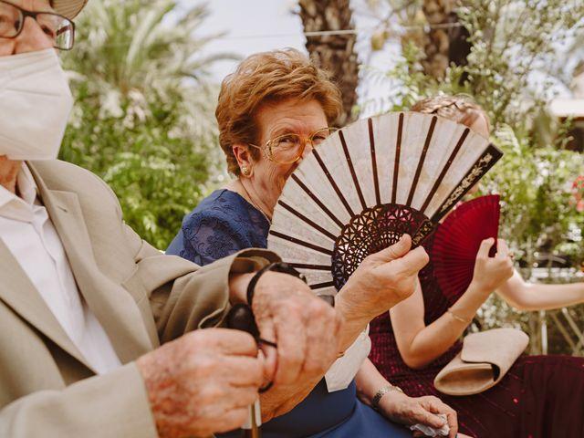 La boda de Francis y María en Elx/elche, Alicante 42