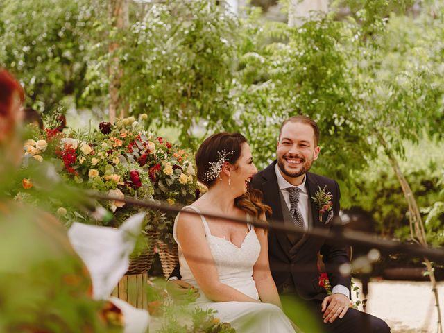 La boda de Francis y María en Elx/elche, Alicante 43