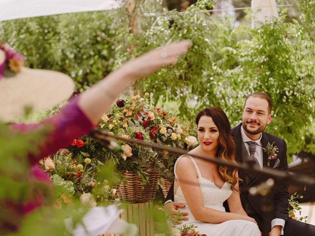 La boda de Francis y María en Elx/elche, Alicante 44