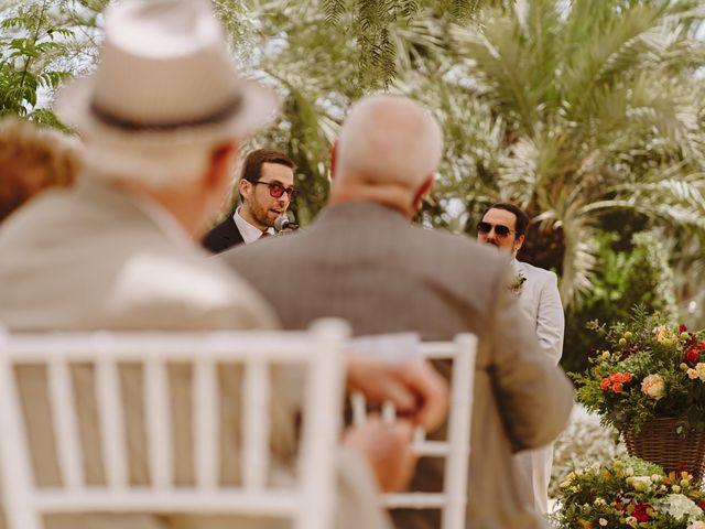 La boda de Francis y María en Elx/elche, Alicante 46