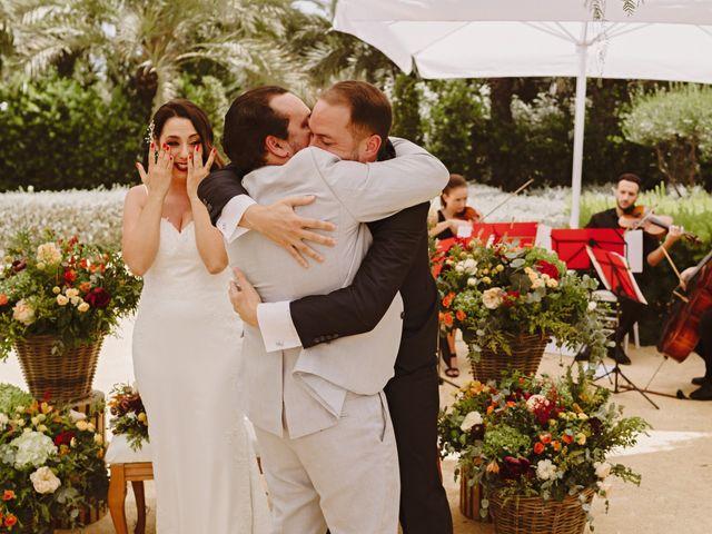 La boda de Francis y María en Elx/elche, Alicante 49