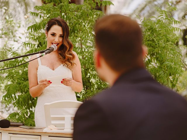 La boda de Francis y María en Elx/elche, Alicante 50
