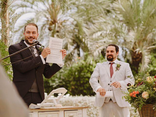 La boda de Francis y María en Elx/elche, Alicante 52