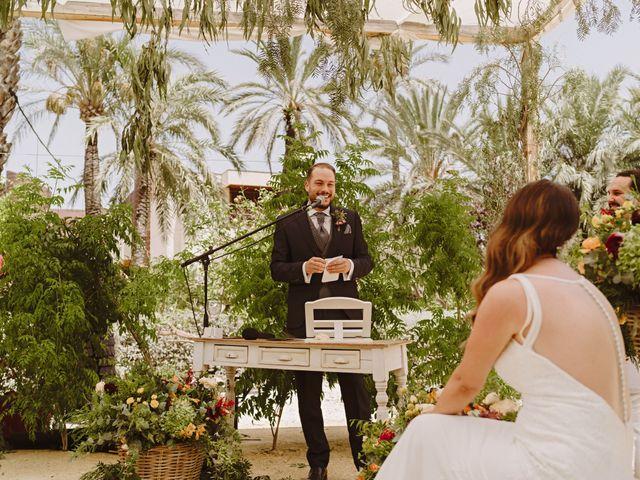 La boda de Francis y María en Elx/elche, Alicante 54