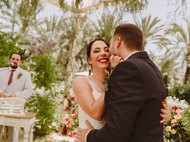 La boda de Francis y María en Elx/elche, Alicante 55
