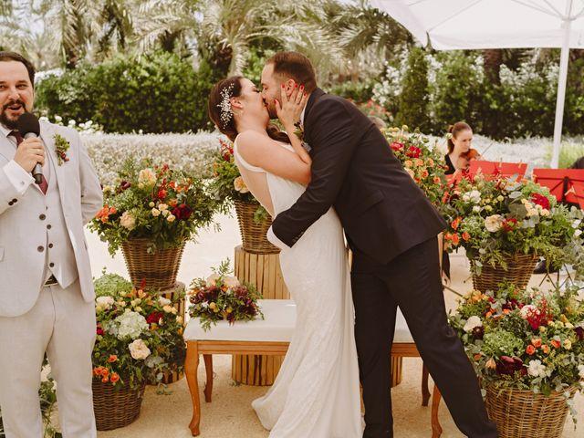 La boda de Francis y María en Elx/elche, Alicante 56