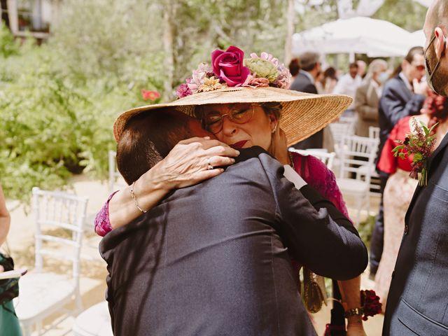La boda de Francis y María en Elx/elche, Alicante 58