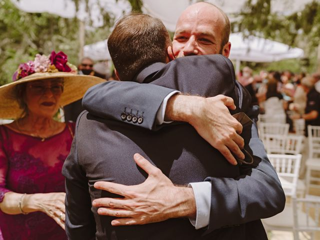 La boda de Francis y María en Elx/elche, Alicante 59