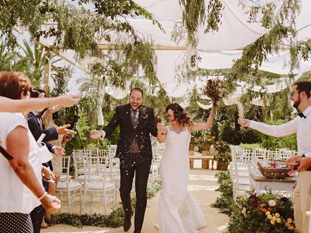 La boda de María y Francis