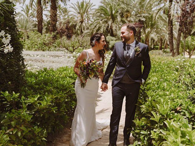 La boda de Francis y María en Elx/elche, Alicante 61