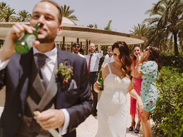 La boda de Francis y María en Elx/elche, Alicante 63