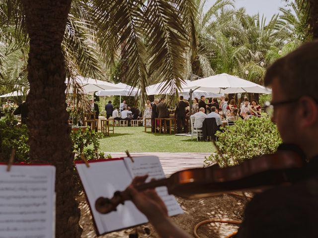 La boda de Francis y María en Elx/elche, Alicante 64