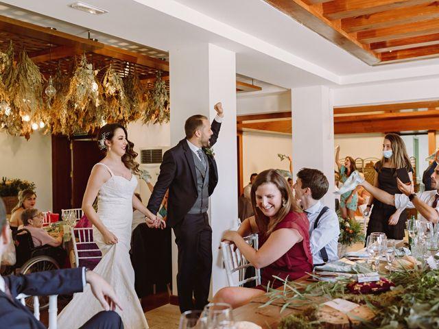 La boda de Francis y María en Elx/elche, Alicante 70