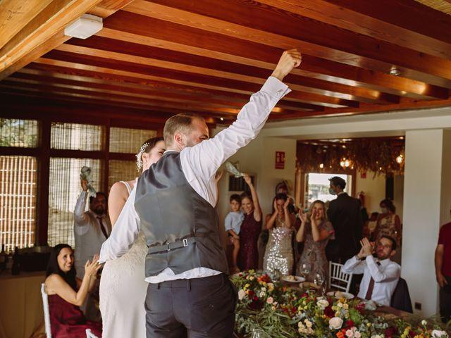 La boda de Francis y María en Elx/elche, Alicante 75